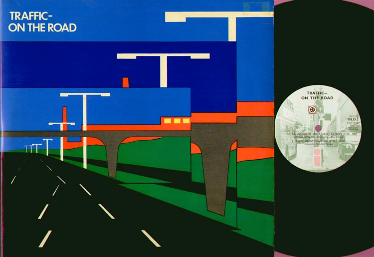 Traffic - On The Road Single