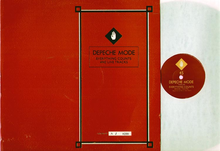 Depeche Mode - Everything Counts Vinyl