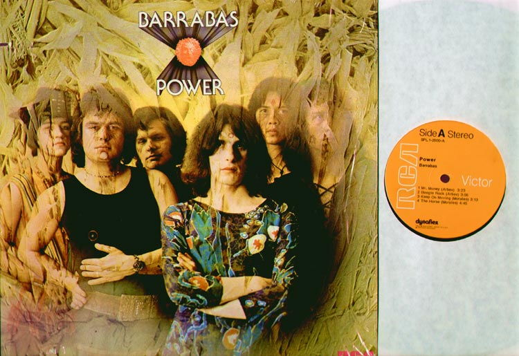 Power - Barrabas