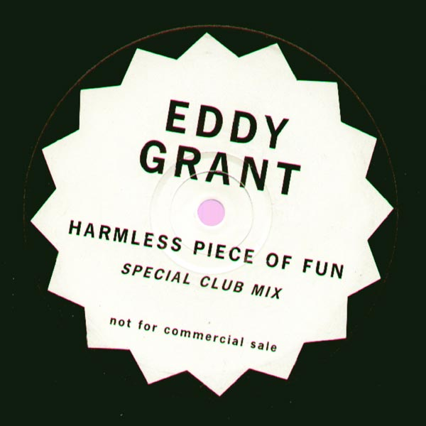 Eddy Grant - Harmless Piece Of Fun (promo)