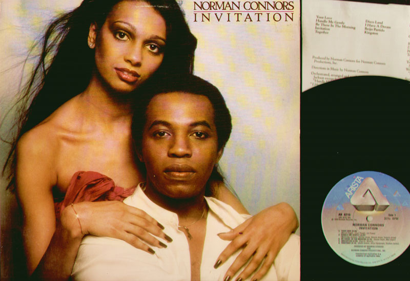 Invitation - Norman Connors