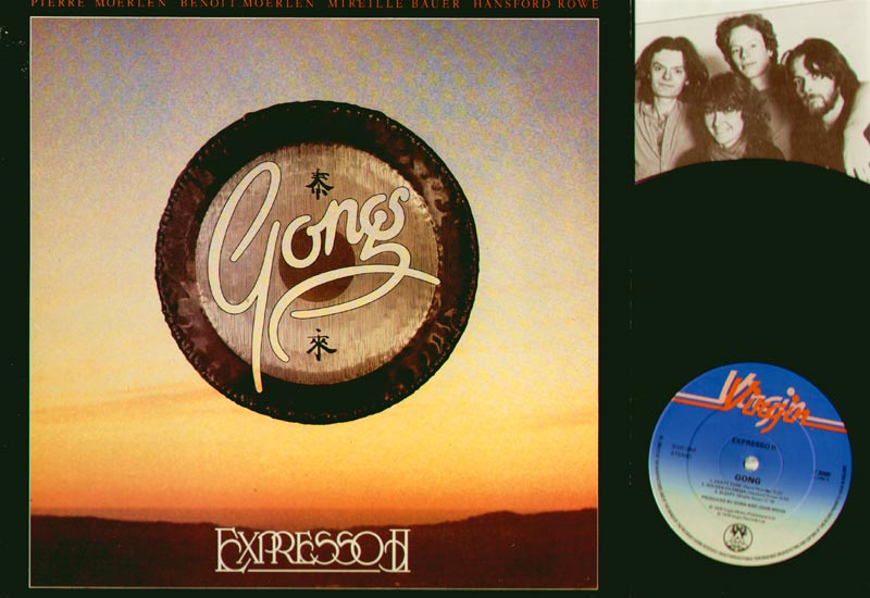 Gong - Expresso Ii Record