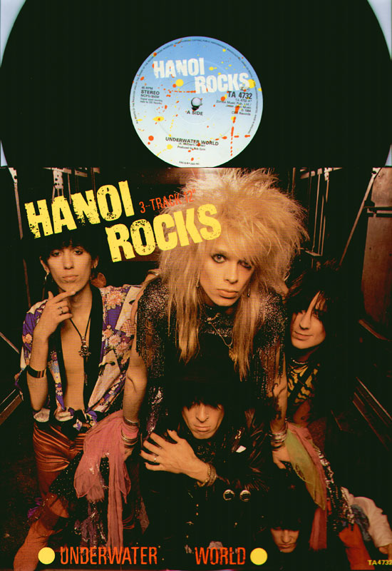 Underwater World - Hanoi Rocks