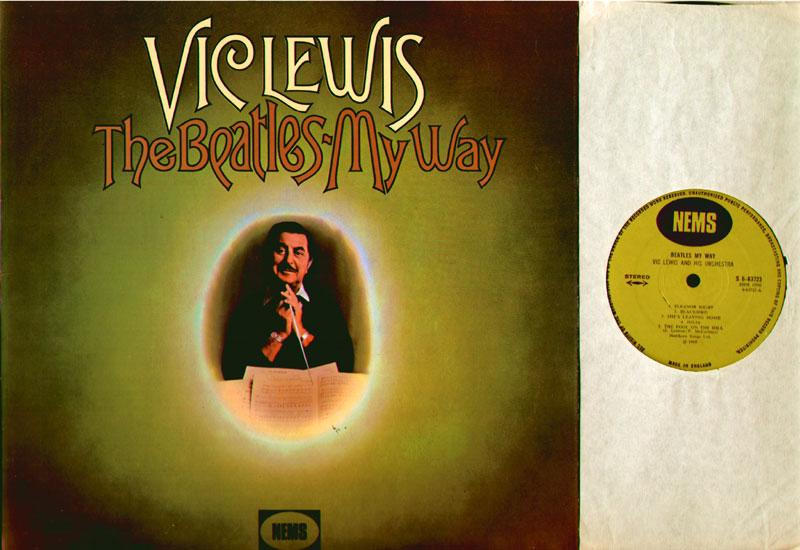 Vic Lewis The Beatles - My Way