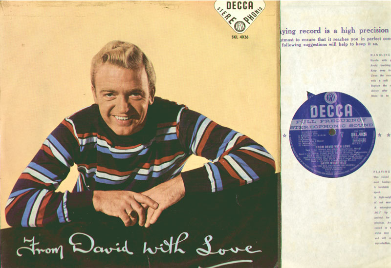 David Whitfield - From David With Love (stereo)