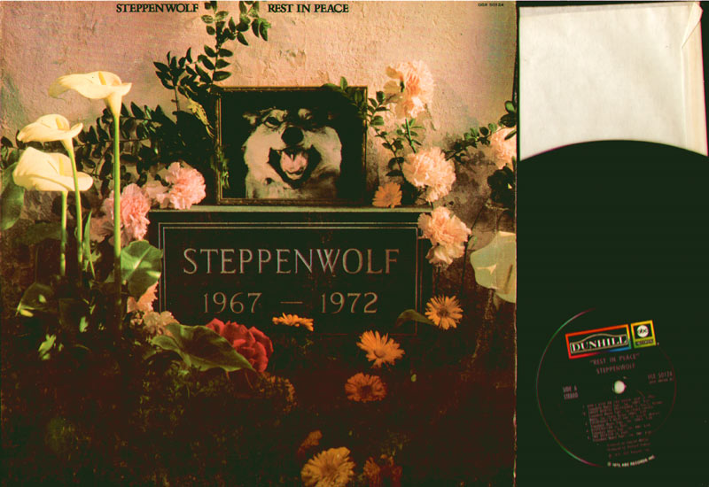 Steppenwolf - Rest In Peace Record