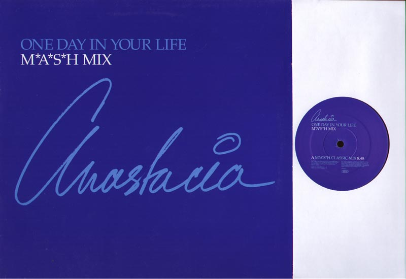 Anastacia One Day In Your Life Records Lps Vinyl And Cds