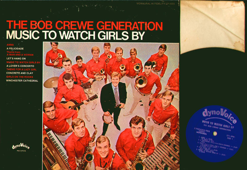 Music To Watch Girls By - Bob Crewe Generation