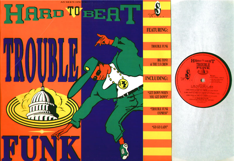 Trouble Funk - Droppin' Bombs
