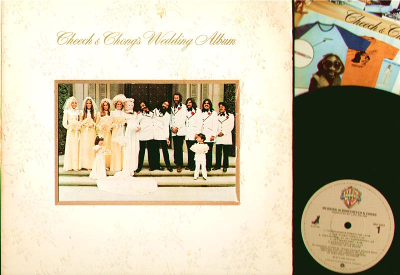 Cheech & Chong - Cheech & Chong's Wedding Album
