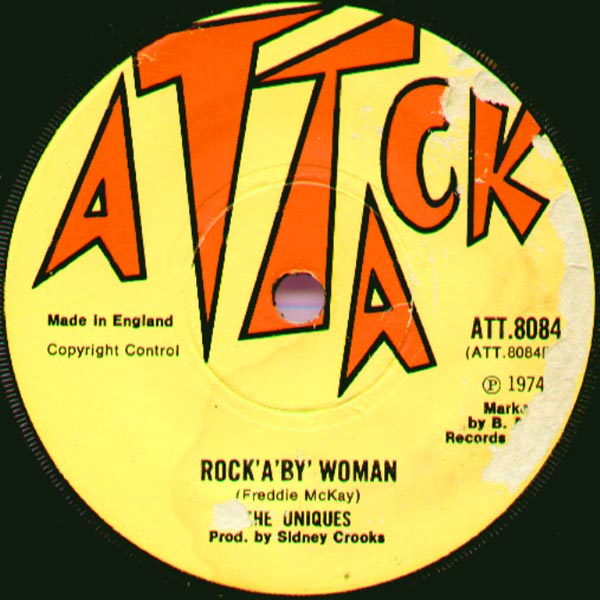 Rock A By Woman