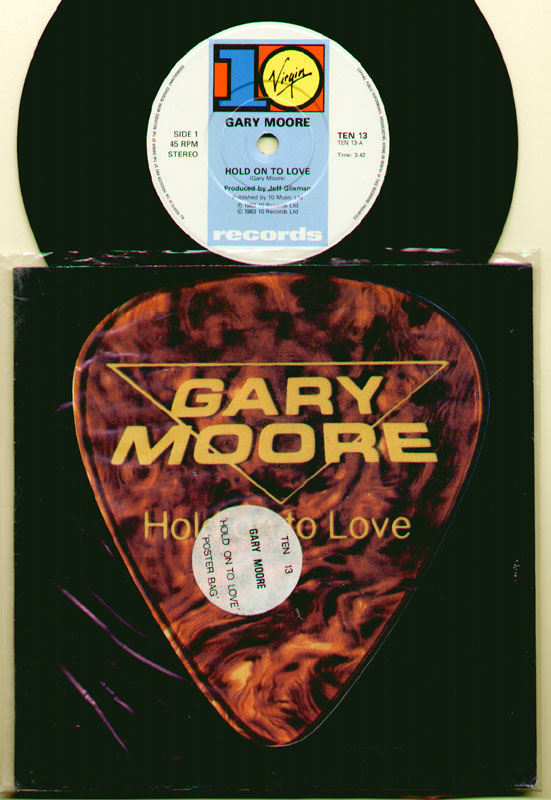 Gary Moore - Hold On To Love (poster Bag)