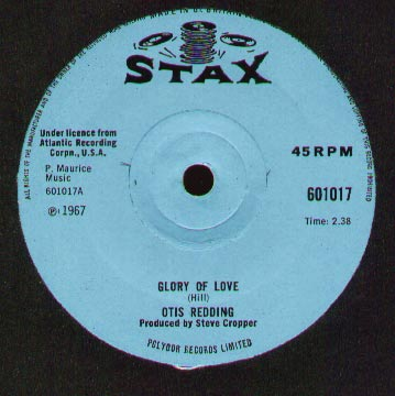 Otis Redding - Glory Of Love
