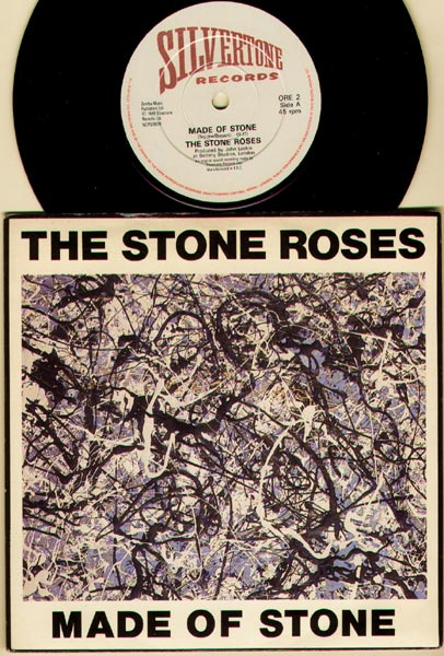 Stone Roses - Made Of Stone CD