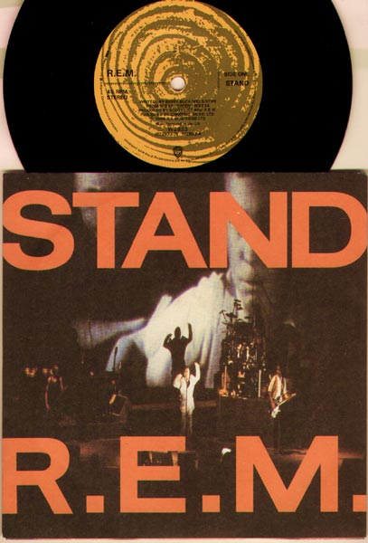 R.E.M. - Stand Record