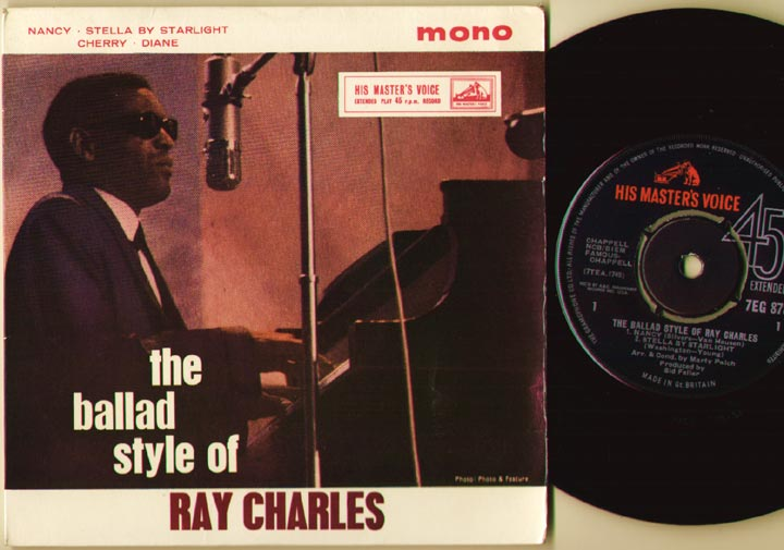 Ballad Style Of Ray Charles