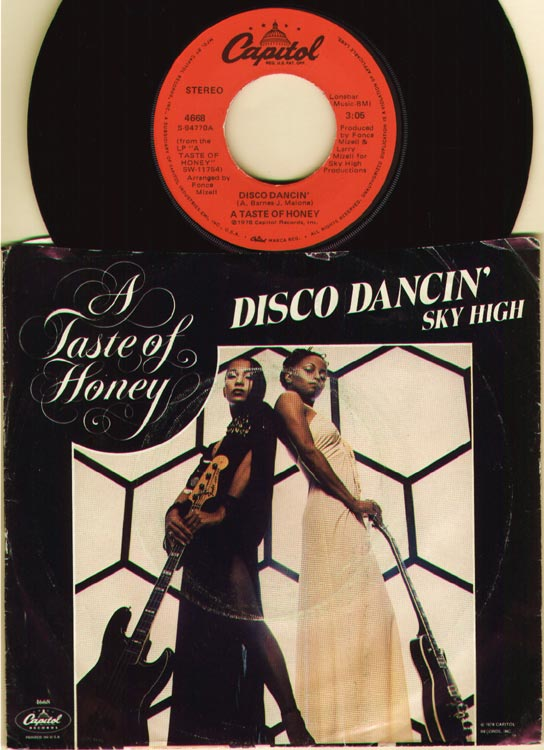 Disco Dancin' - Taste Of Honey