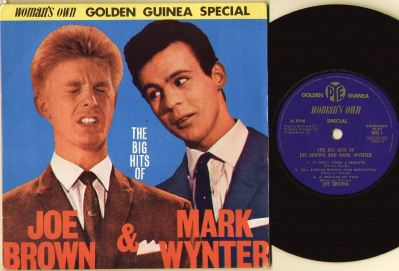 The Big Hits Of Joe Brown And Mark Wynter