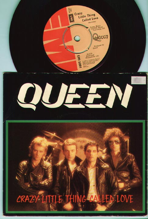 Queen - Crazy Little Thing Called Love CD