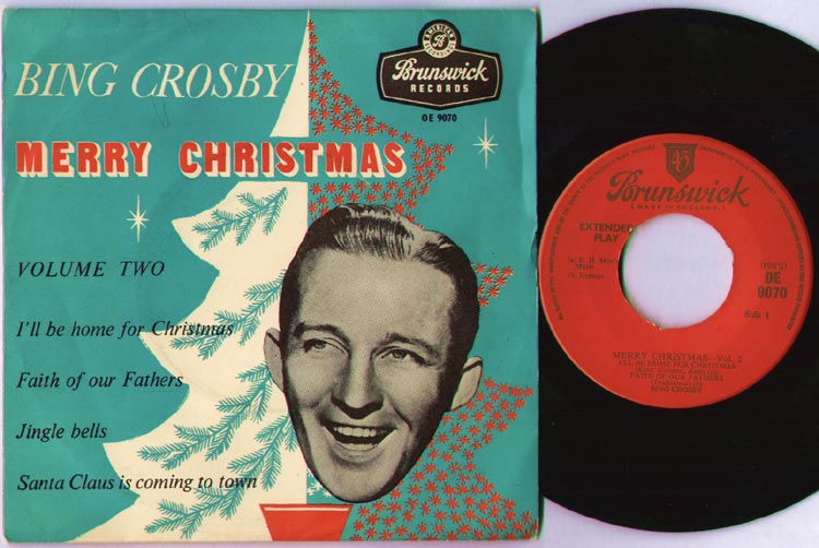 Bing Crosby - Merry Christmas Volume 2